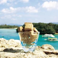 沖縄黒糖の商品写真