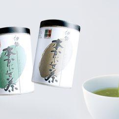 伊勢かぶせ茶の写真