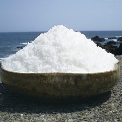 天日塩の写真